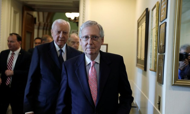 McConnell says Kavanaugh fight will help Republicans in November
