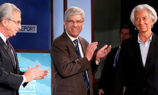 Americans William Nordhaus and Paul Romer won the 2018 Nobel Economics Prize for work in integrating climate change and technological innovation into economic analysis, the Royal Swedish Academy of Sciences said on Monday.