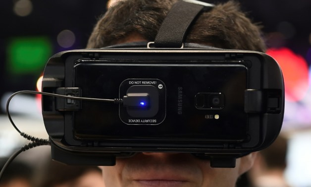 Virtual reality has the potential to revolutionise sport, say experts AFP/File / Josep LAGO