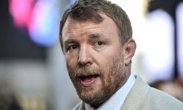 Guy Ritchie - Reuters.