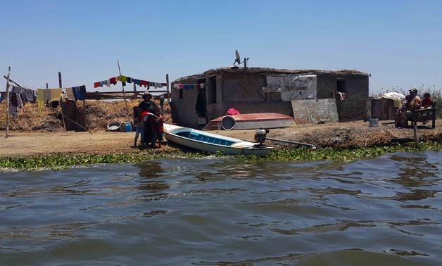 Bahr al-Baqar drain- Egypt Today/Mohamed Azzam