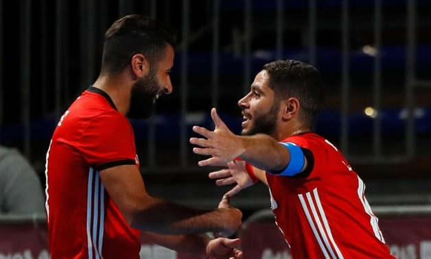 Egypt Youth Futsal Team reaches Olympics semis