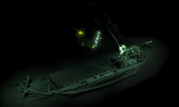 Researchers say the ancient Greek trading ship found at the bottom of the Black Sea near Bulgaria is the world's oldest known shipwreck