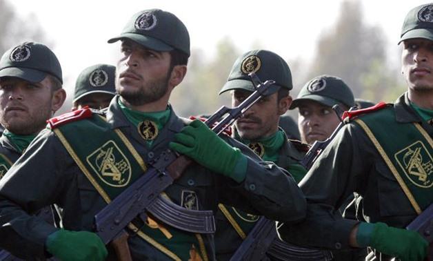 Iran's Revolutionary Guards - FILE