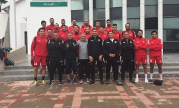 Al-Ahly handball team - FILE