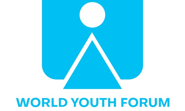 Logo of the World Youth Forum 2018
