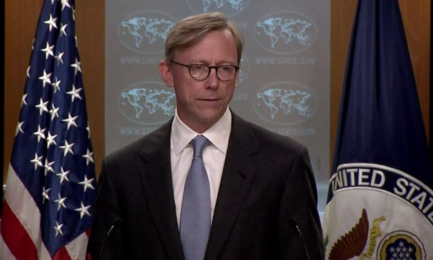 U.S. Special Representative for Iran Brian Hook - Photo courtesy of US State Department
