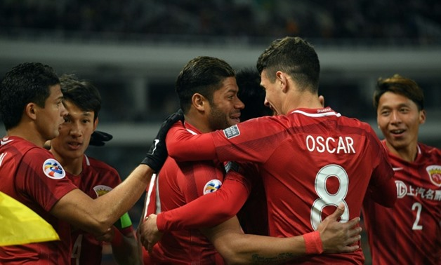 Brazilian duo Oscar and Hulk helped Shanghai SIPG dominate this year's CSL season, with Oscar leading the league in assists
