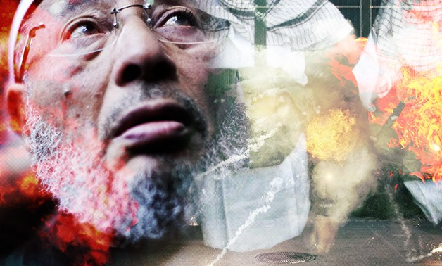 Qatar-based Al-Qaradawi is considered one of the most controversial clerics in the Gulf and Arab regions, mainly for his provision of intolerance and violent fatwas – Photo: Egypt Today/Mohamed Zain