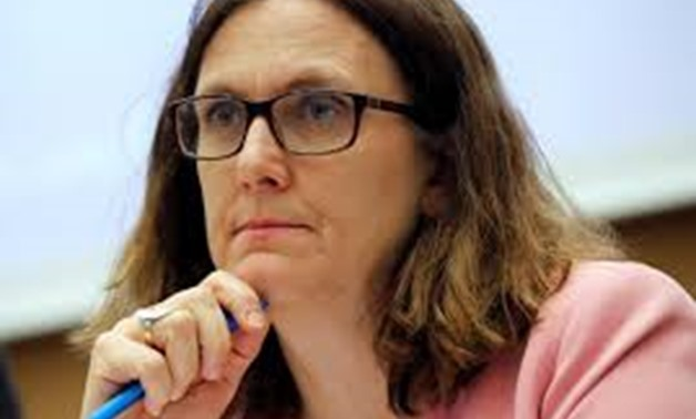 EU's Malmstrom assumes U.S. won't slap autos tariffs during talks - Reuters