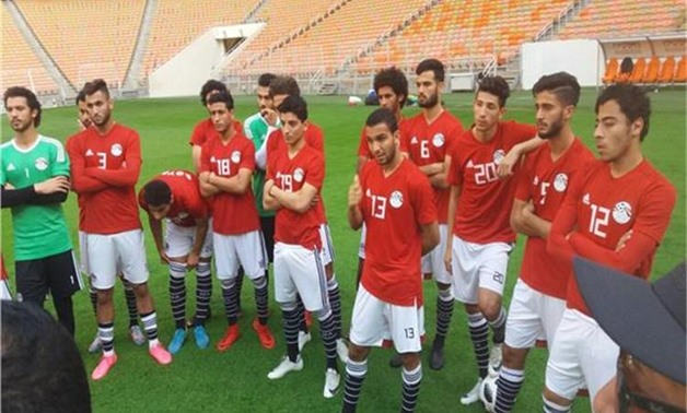 Egypt's Olympic team - File
