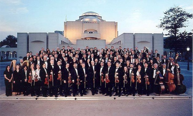 Cairo Symphony Orchestra Source- Cairo Opera House Facebook page