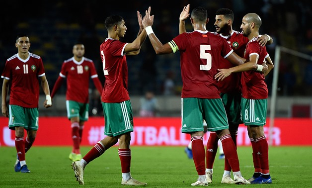 Morocco went through after rivals Malawi lost in the Comoros – AFP/Fadel Senna