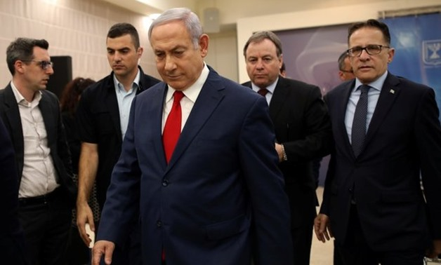 Netanyahu urges coalition partners not to bring down government - Reuters