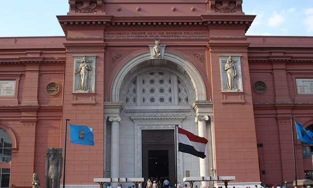 Tahrir's Egyptian Museum receives guests for free on Tuesday