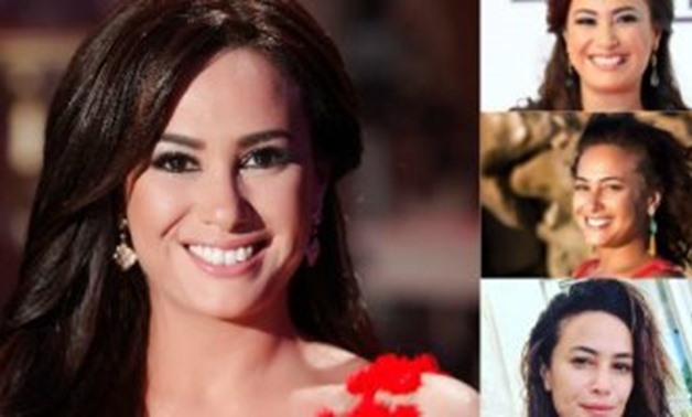 Hend Sabry - A photo compiled by Egypt Today.