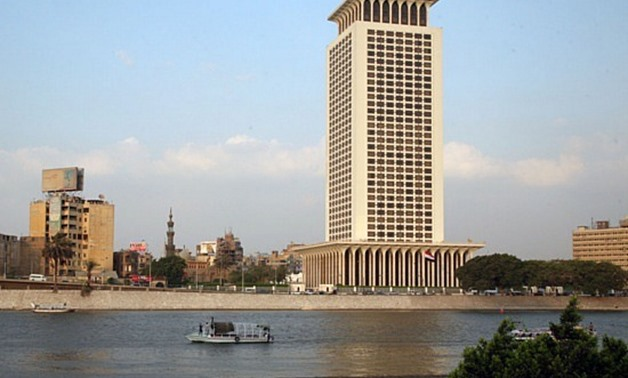 FILE: Egypt's Ministry of Foreign Affairs