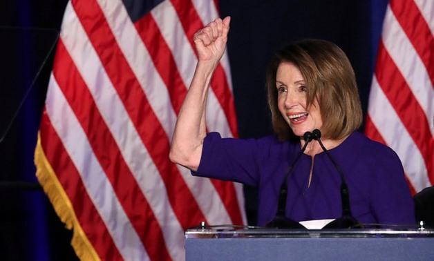 U.S. House Democrats nominate Nancy Pelosi to be speaker