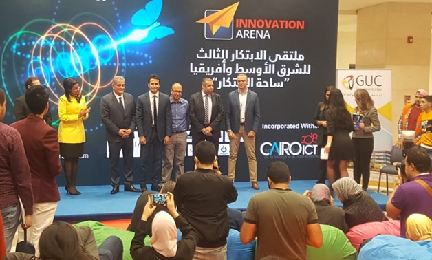 Innovation Arena held at Cairo ICT 2018 - Egypt Today