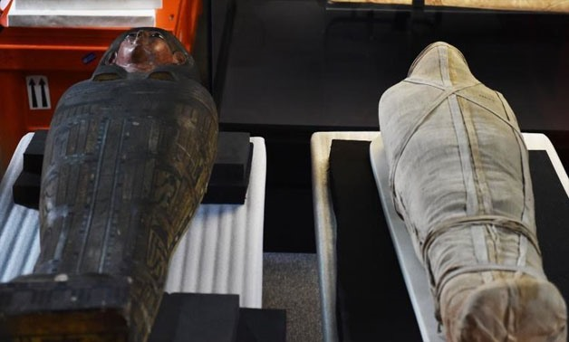 Pharaonic Mummies to be exhibited at Hong Kong Science Museum
