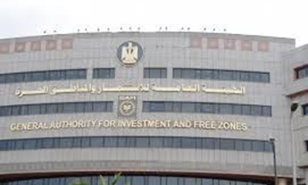 FILE: General Authority for Investment & Free Zones (GAFI) - General Authority for Investment and Free Zone