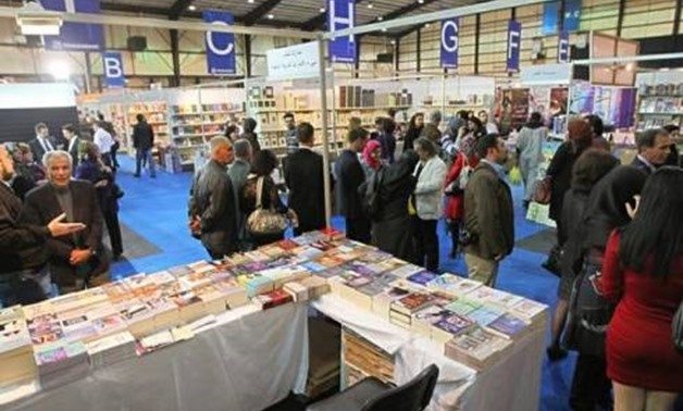 FILE- Beirut Book Fair