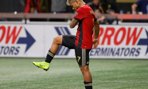 Atlanta's MLS Most Valuable Player Josef Martinez opened the scoring in the 39th minute in a 2-0 MLS Cup final win over Portland Atlanta's MLS Most Valuable Player Josef Martinez opened the scoring in the 39th minute in a 2-0 MLS Cup final win over Portla