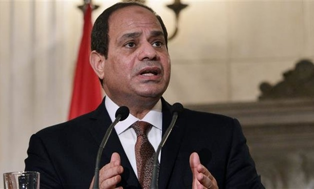 Sisi's 7 decisions at the end of Africa 2018 Forum