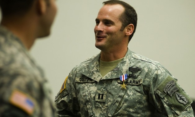 U.S. Green Beret charged with murder of man in Afghanistan