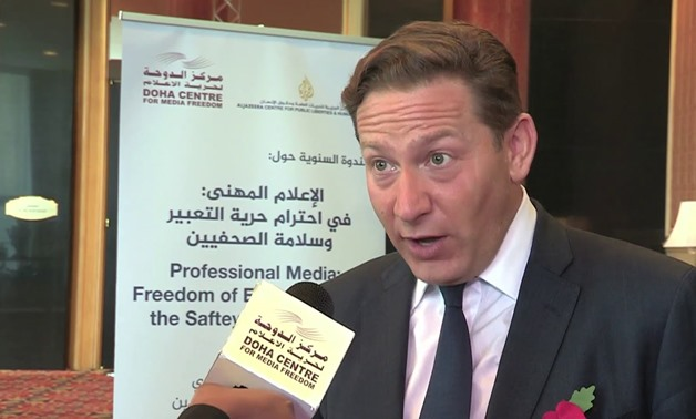 Edwin Samuel, UK Government Regional Arabic Spokesperson - Youtube