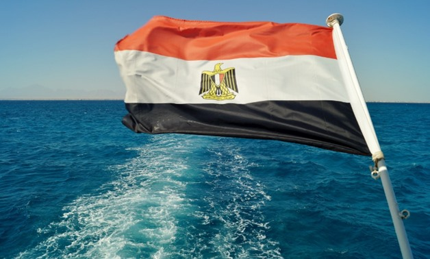 FILE – Sailboat carrying Egyptian flag – Pxhere