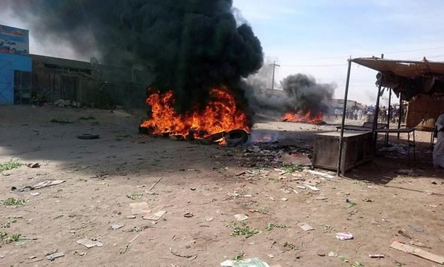 At least one dead as price protests enter third day in Sudan