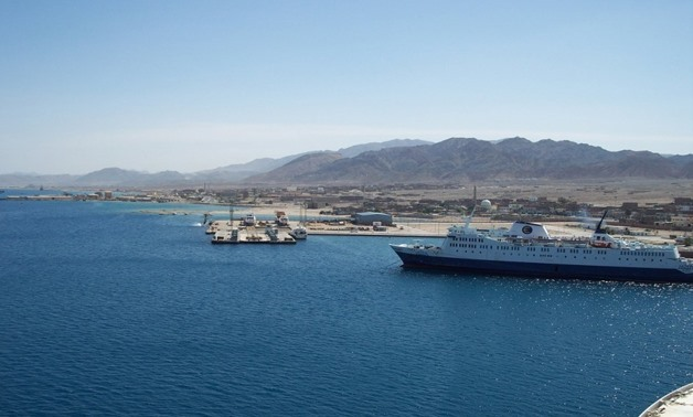 Safaga Port CC Via Wikimedi