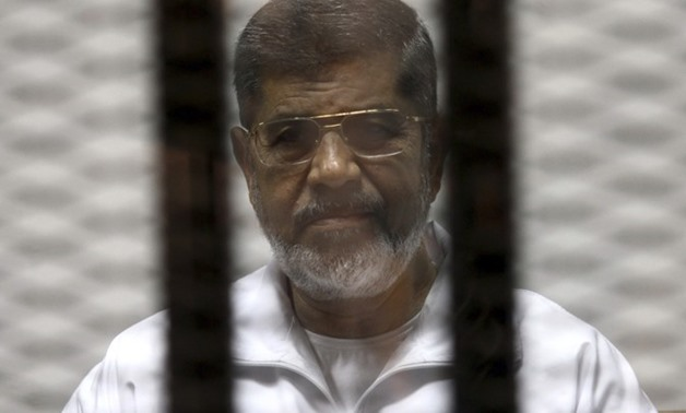 Egypt's Prosecution: No recent injuries found on Morsi's body