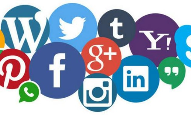 FILE - Internet and social media giants