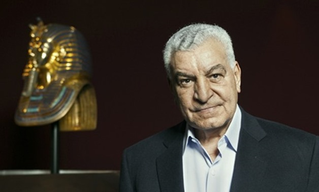 Zahi Hawass - Courtesy of Wikipedia