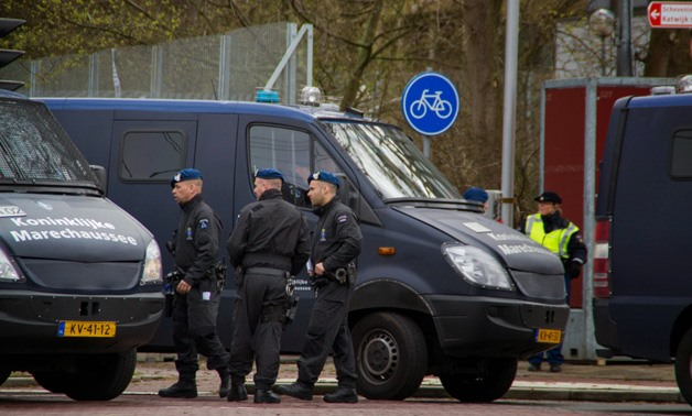 Dutch police - Creative Commons Via Wikimedia