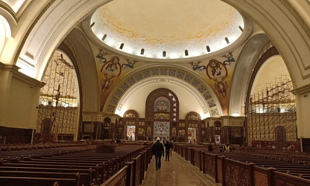 Egypt's Cabinet legalize 45 churches, 55 service buildings ...