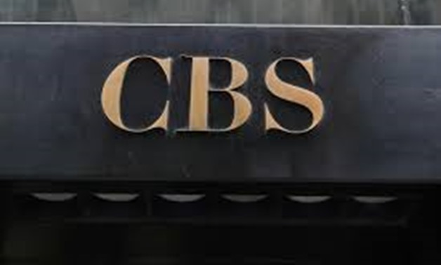 FILE PHOTO: The CBS broadcasting logo is seen outside their headquarters in Manhattan, New York, U.S., July 30, 2018. REUTERS/Shannon Stapleton/File Photo