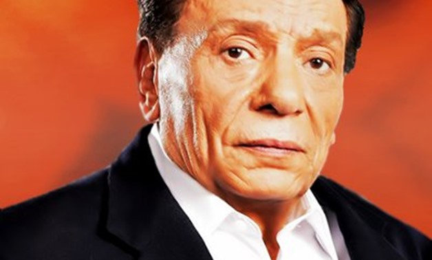 Renowned actor Adel Imam - Egypt Today.
