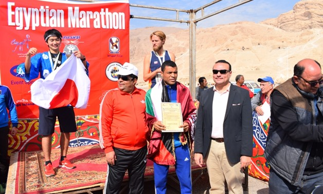 The three winners are awarded during the 26th edition of the 