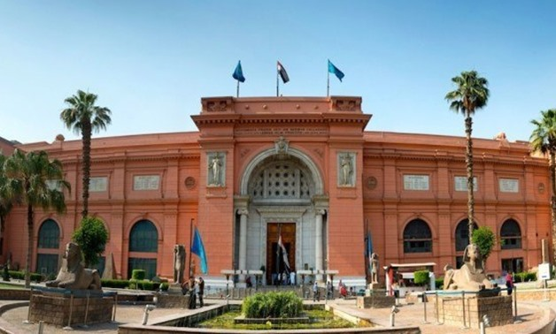 Egyptian Museum in Tahrir Square – Egypt Today.
