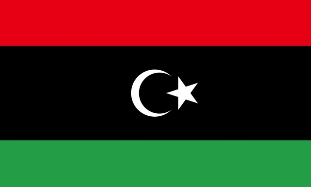 Libyan flag - Wikimedia Commons via Wikipedia