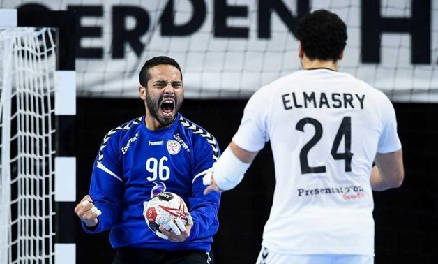 Handball World Cup - Egypt faces Angola in a must-win game