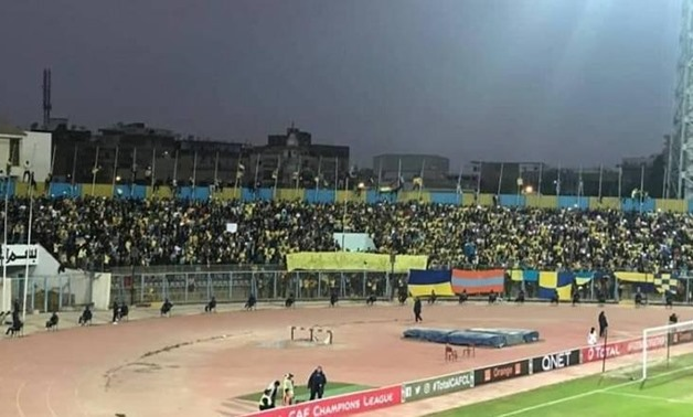 It's possible to exclude Ismailia stadium: EFA source
