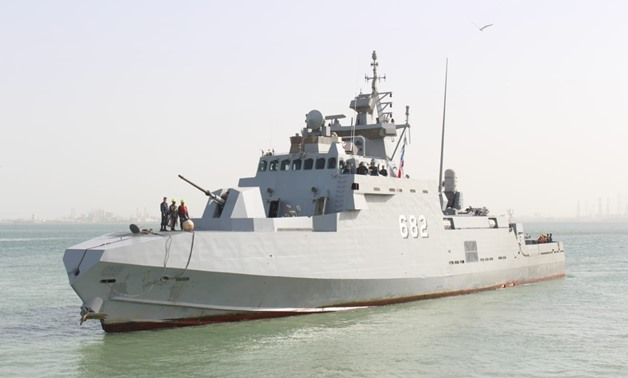 In pics: Egypt, Bahrain conduct Hamad-3 drills