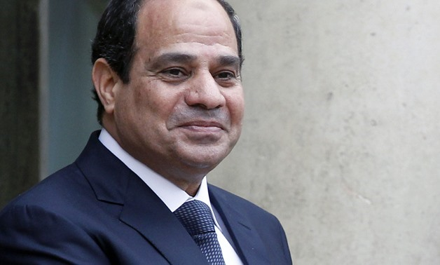 Sisi congratulates Tunisian people on electing new president
