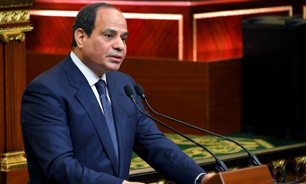 Sisi: 2011 revolution reflects aspiration for new future