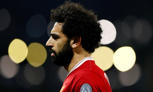 Salah deactivates official Twitter account