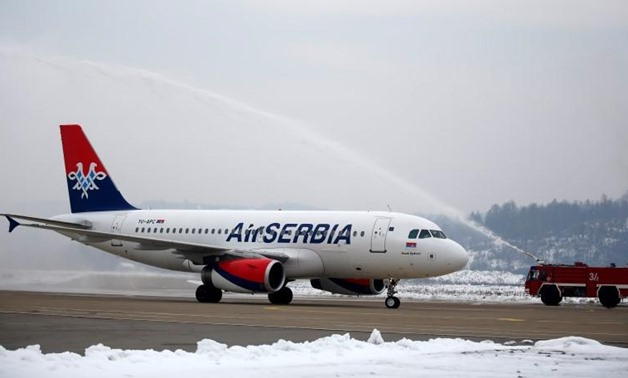 Serbia's flag carrier to resume flights to United States in 2016
